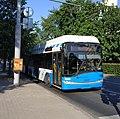 Trolleybus in Tallinn, Solaris Trollino 18 n°446 - 2.jpg