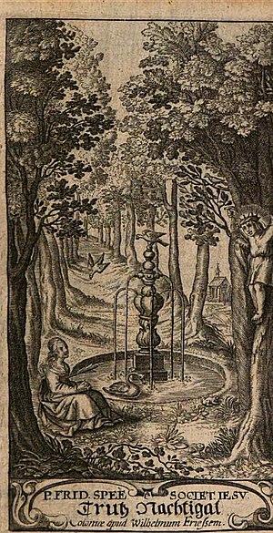 Friedrich Spee - Spee's Trutz-Nachtigal