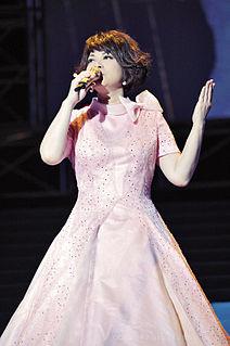 Tsai Chin (singer) Taiwanese singer