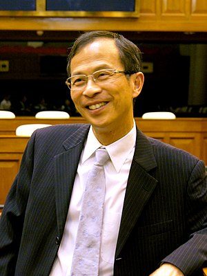 President of the Legislative Council of Hong Kong - Image: Tsang Yok Sing Photo