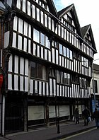 Tudor New St Worcester