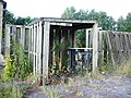 Turnstile, Stand Athletic FC - geograph.org.uk - 552061.jpg