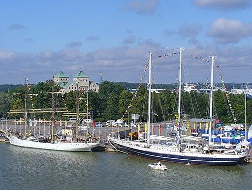 Turun linna. Tall Ships' Race 2009