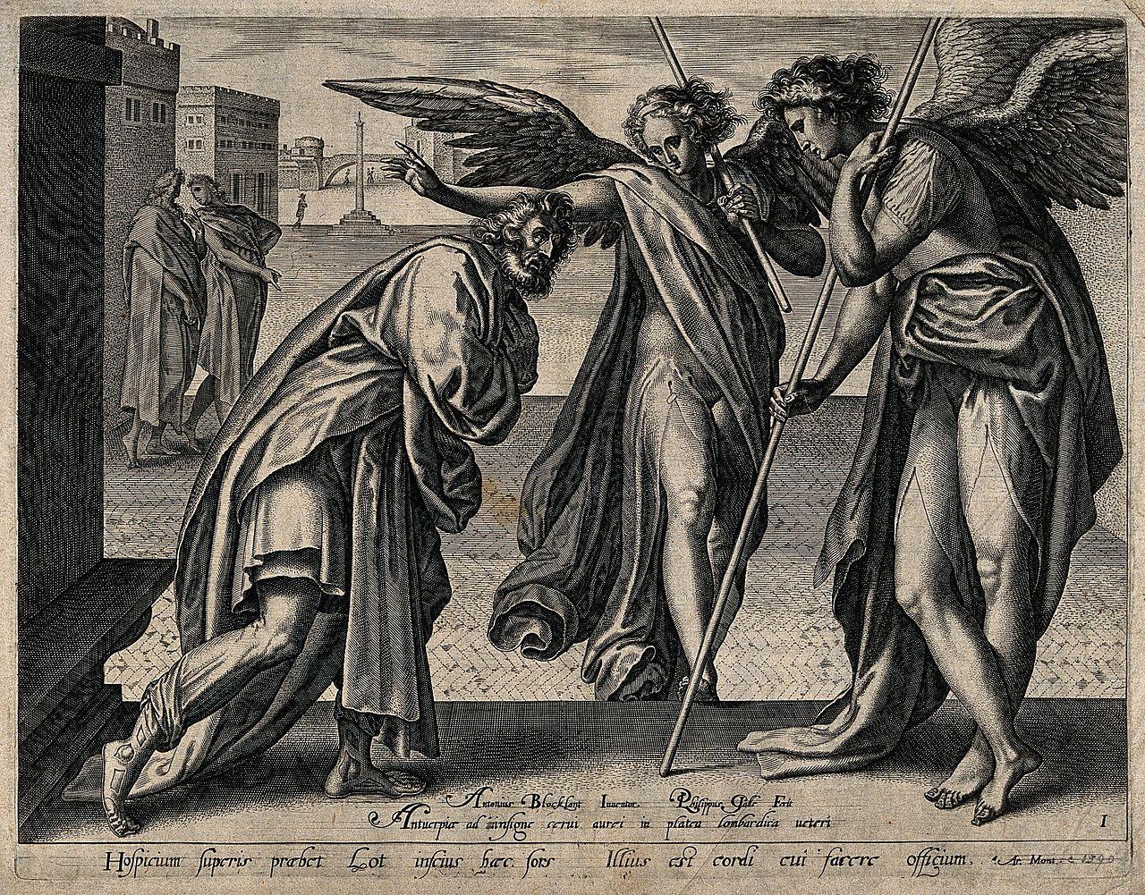 창세기 19장 소돔과 고모라의 멸망