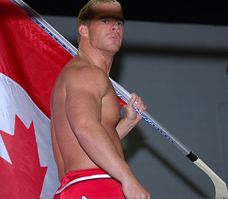 Tyson Dux - Dux at an NWA Midwest show in November 2006