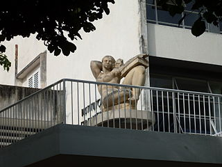 Art of Francisco Narváez in the University City of Caracas Art in Venezuela