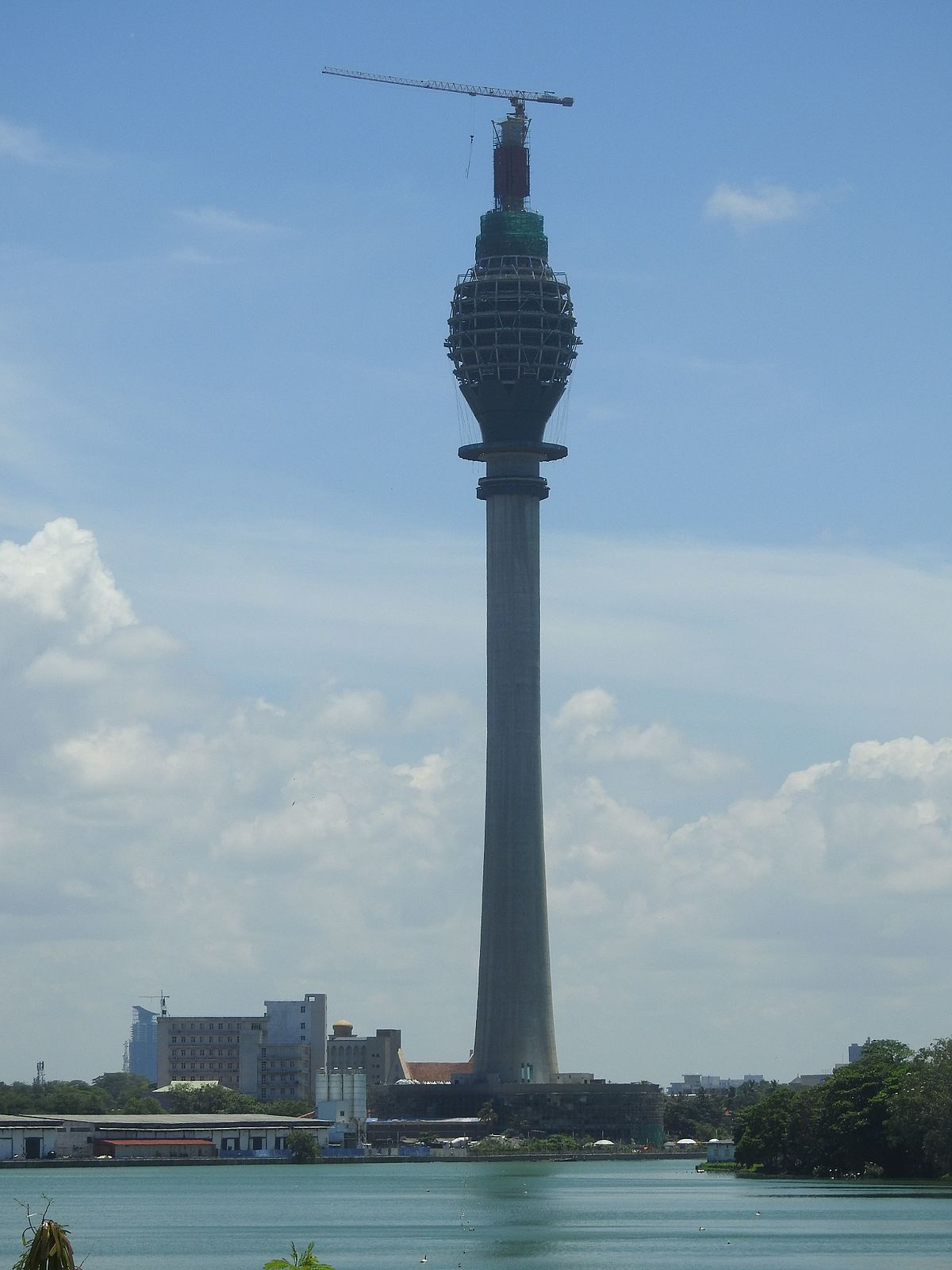 Colombo Lotus Tower - ...