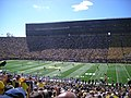 UMass vs. Michigan football 2012 03 (opening kickoff).jpg