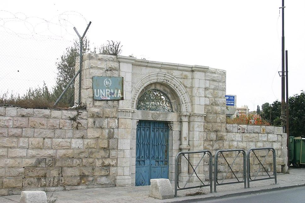 UNRWA Jerusalem