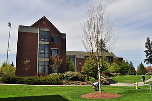 University of Puget Sound - Wyatt Hall
