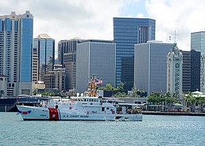 USCGC Oliver Berry arrives to new homeport in Honolulu 170922-G-XD768-1008.jpg