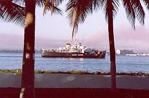 USCGC Sagebrush (WLB-399) - Image: USCGC Sagebrush (WLB 399)