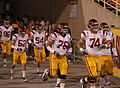 USC player entrance vs ASU 3155.jpg