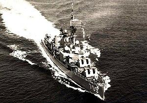 USS Hugh Purvis (DD-709)
