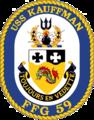 USS Kauffman FFG-59 Crest.png