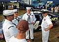 US Navy 050813-N-0962S-055 Master Chief Petty Officer of the Navy (MCPON) Terry Scott speaks with Sailors from Naval Recruiting District Buffalo and the guided missile destroyer USS McFaul (DDG 74).jpg