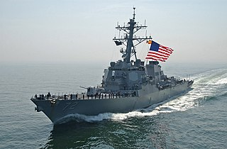 USS <i>Mahan</i> (DDG-72)