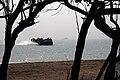 US Navy 090208-N-7843A-503 An landing craft air cushion approaches Hat Yao Beach.jpg