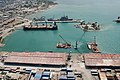 US Navy 100221-N-5787K-004 An aerial view of the logistical area near the port in Port-au-Prince.jpg