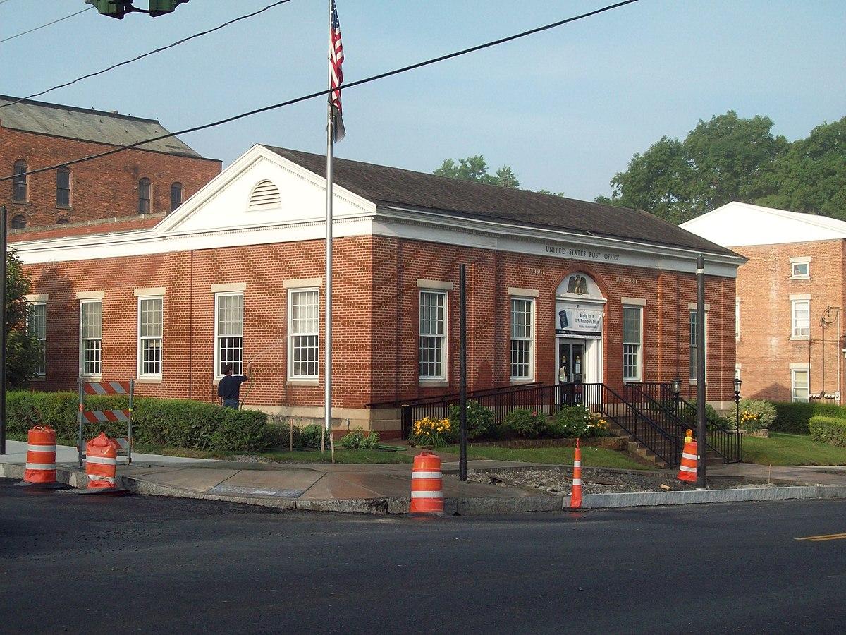 United States Post Office Attica New York Wikipedia