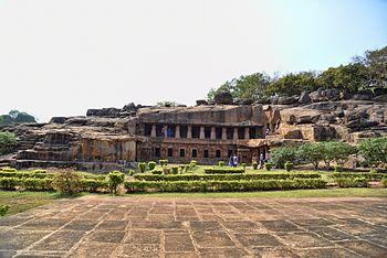 Udaygiri and Khandagiri Caves, Bhubneswar by Ankush Bagga.jpg