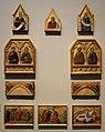 Ugolino di nerio, altare di santa croce, 1324-25 ca. 01.jpg