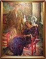 Umberto boccioni, le due amiche, 1915 (ass. generali) 01.jpg