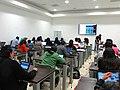 Un taller en el Drupalcamp Puebla 2013.jpg