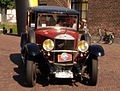 Unic L61 (1926), Dutch licence registration DH-10-94 pic.JPG