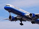United Airlines Boeing 757-222 N573UA (cn 26685-512) (5043311159).jpg