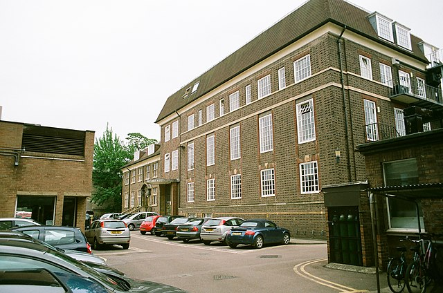 Department of Geography, University of Cambridge