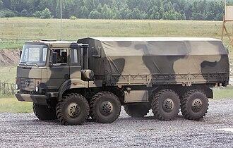 Ural-5323 - Ural 5323