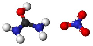 Urea nitrate chemical compound