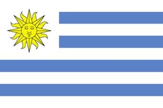 Uruguay flag 300.png