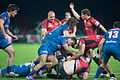 Us Oyonnax vs. FC Grenoble Rugby, 29th March 2014 (9).jpg
