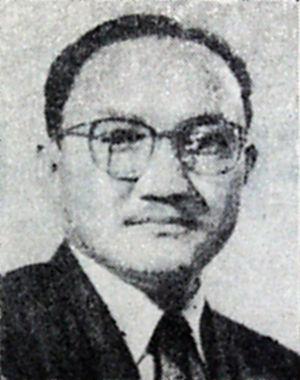 D. Djajakusuma - Usmar Ismail, who drew Djajakusuma to Perfini in 1951