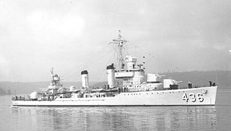 USS Monssen (DD-436) - USS Monssen (DD-436)
