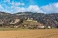 Völkermarkt Waisenberg Burgruine SW-Ansicht 03012019 5859.jpg