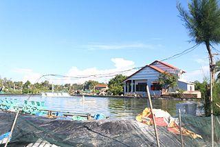 Núi Thành District District in South Central Coast, Vietnam