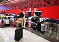 Výdej zavazadel, Letiště Burgas.jpg