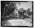 VIEW OF FRONT-SIDE LOOKING SOUTHWEST - 815 Long Bewick Street (House), Waycross, Ware County, GA HABS GA-2228-2.tif