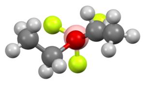 Boron trifluoride etherate - Image: VONSA Tdown BO