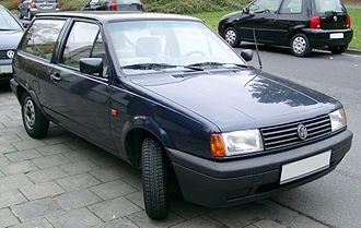 Volkswagen Polo - 1990 Volkswagen Polo Mk2 facelift