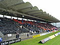 Valby Idrætspark main stand Boldklubben Frem vs Fremad Amager.jpg