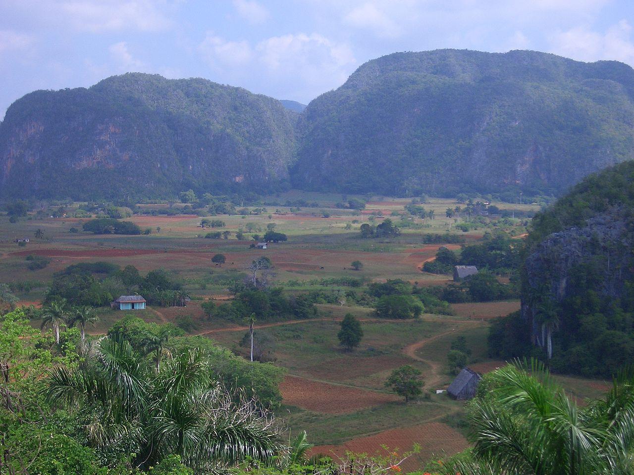 Lembah Viñales