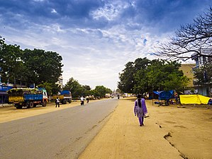 Valliyur - Valliyur Road