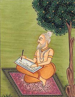 Valmiki Legendary Indian poet, author of the Ramayana
