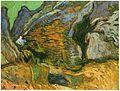 """Van Gogh - Die Schlucht """"Les Peiroulets"""".jpg"""