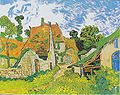 Van Gogh - Dorfstraße in Auvers.jpeg