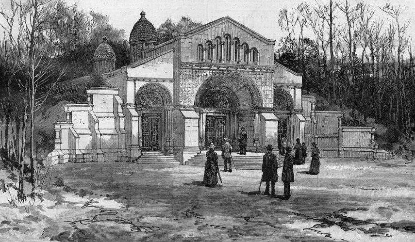 Vanderbilt mausoleum
